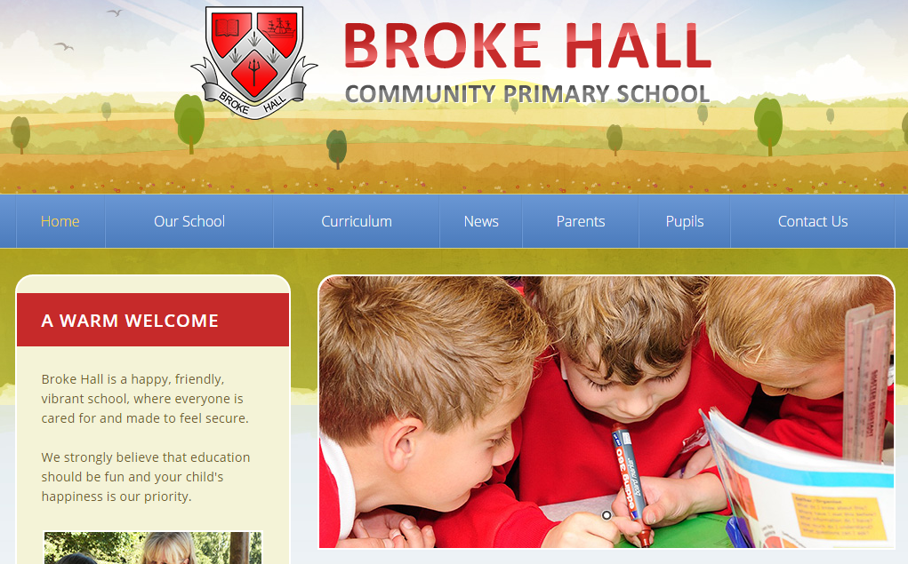 BrokeHall Primary